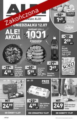 Gazetka Aldi - od 2021-07-12 do 2021-07-17