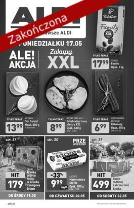 Gazetka Aldi - od 2021-05-17 do 2021-05-22