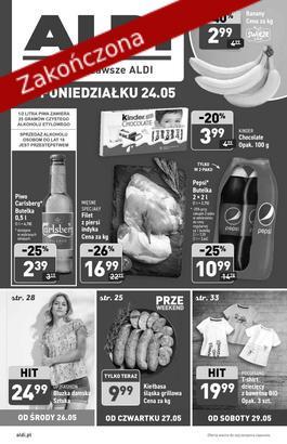 Gazetka Aldi - od 2021-05-24 do 2021-05-29