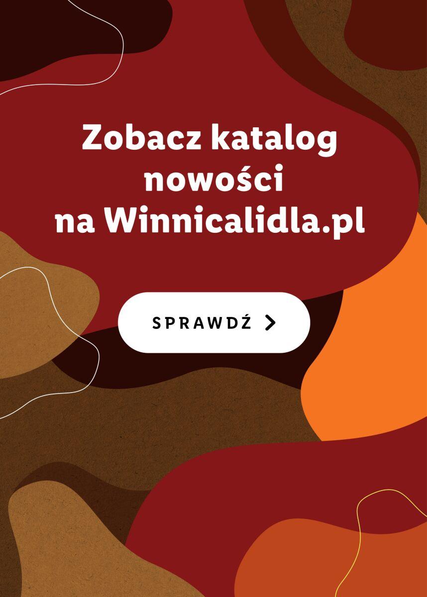 Gazetka Katalog nowości na winnicalidla.pl
