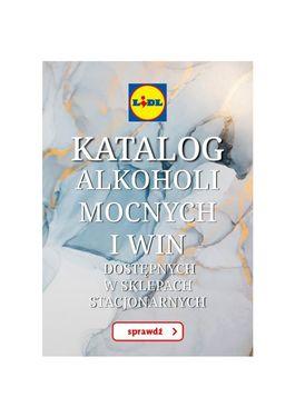 KATALOG ALKOHOLI MOCNYCH I WIN DOSTĘPNYCH W SKLEPACH STACJONARNYCH - od 2021-02-08 do 2021-03-07