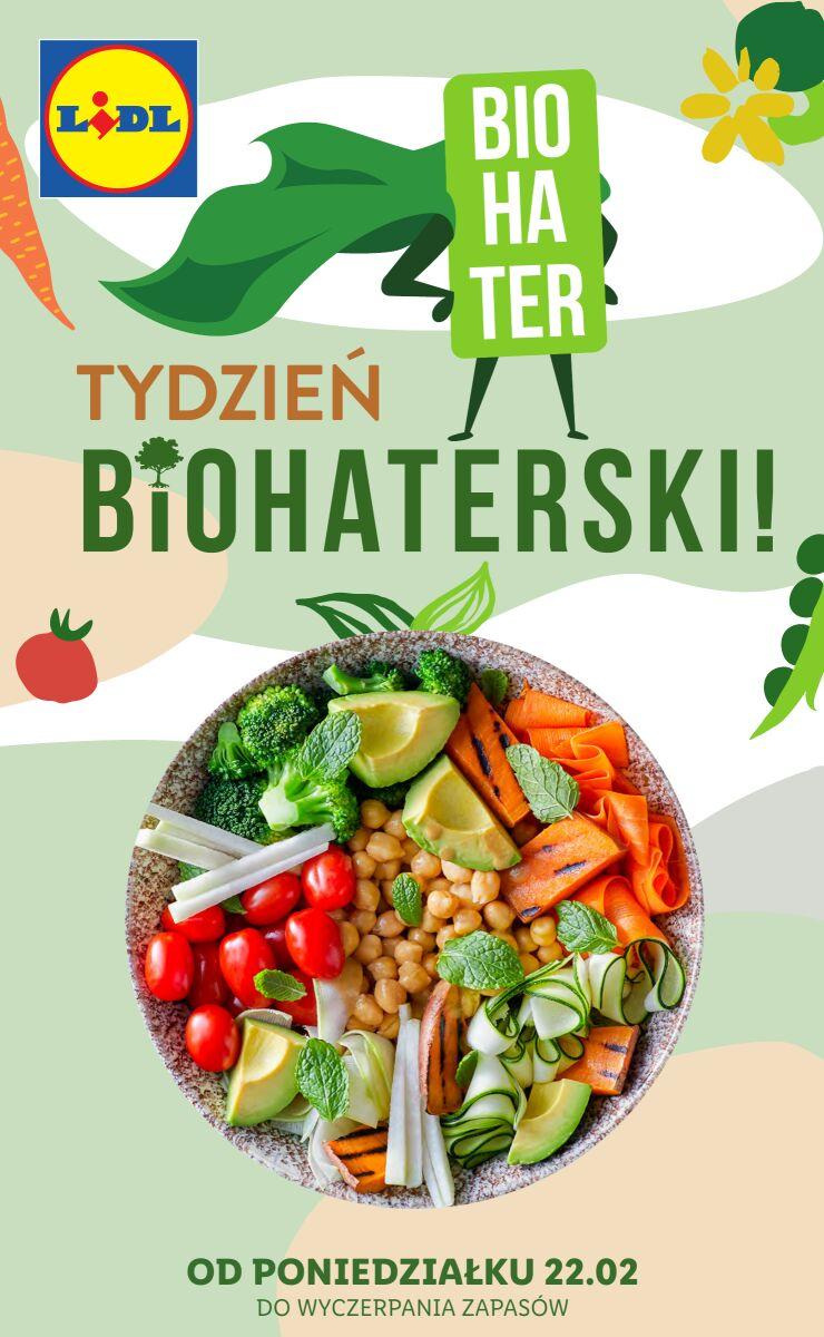 Gazetka TYDZIEŃ BIOHATERSKI