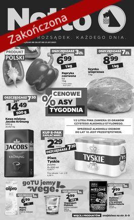 Gazetka spożywcza Netto t. 30/21 - od 2021-07-26 do 2021-07-31