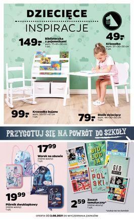 Gazetka Non Food Netto t. 31/21 - od 2021-08-02 do 2021-08-07