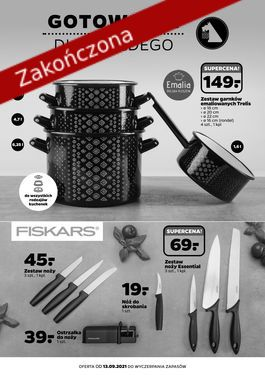 Gazetka Non Food Netto t. 37/21 - od 2021-09-13 do 2021-09-18