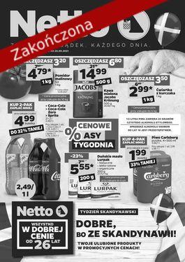 Gazetka spożywcza Netto t. 38/21 - od 2021-09-20 do 2021-09-25