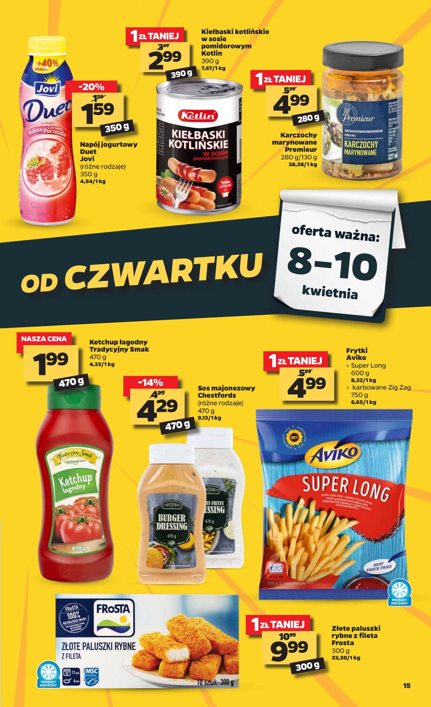 Gazetka Gazetka spożywcza Netto t. 14/21