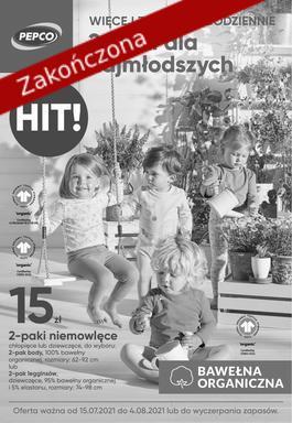 Gazetka Pepco - od 2021-08-02 do 2021-08-02