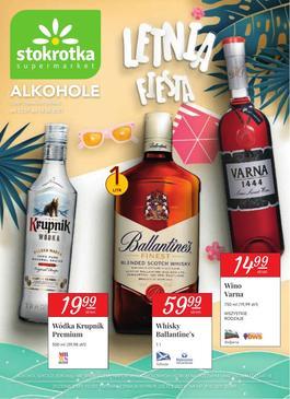 Oferta alkoholowa - od 2021-07-22 do 2021-08-18