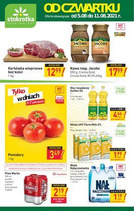 Supermarket - od 2021-08-05 do 2021-08-11