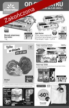 Supermarket - od 2021-02-25 do 2021-03-03
