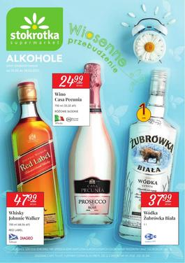 Oferta alkoholowa - od 2021-02-25 do 2021-03-24