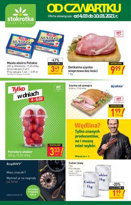 Supermarket - od 2021-03-04 do 2021-03-10
