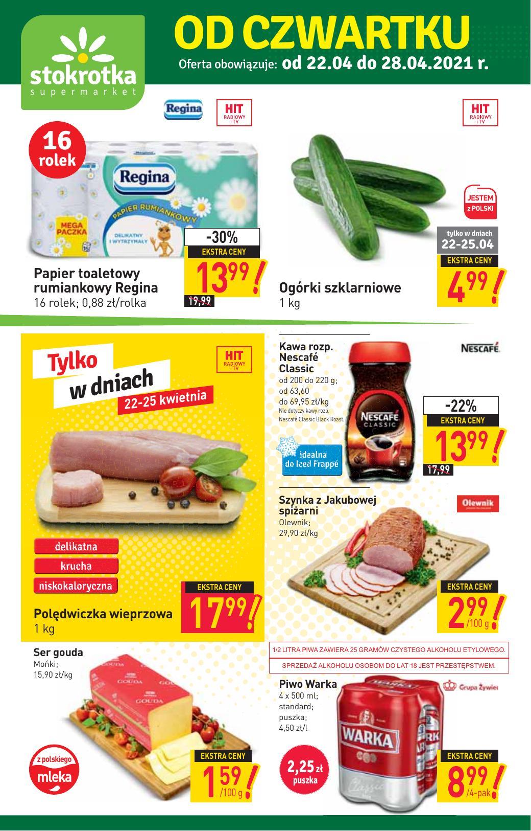 Gazetka Supermarket