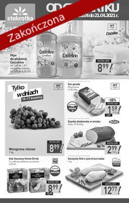 Katalog Grill - od 2021-04-22 do 2021-05-05