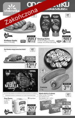 Supermarket - od 2021-04-29 do 2021-05-05