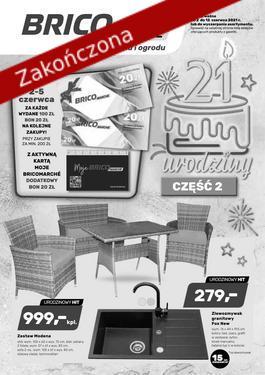 Gazetka Bricomarche - od 2021-06-02 do 2021-06-12