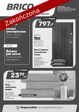 Gazetka Bricomarche - od 2021-07-14 do 2021-07-24