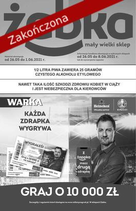 Gazetka Żabka - od 2021-05-27 do 2021-06-09