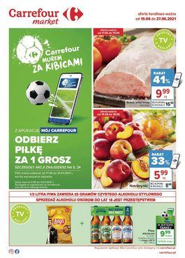 Gazetka Market - od 2021-06-15 do 2021-06-27