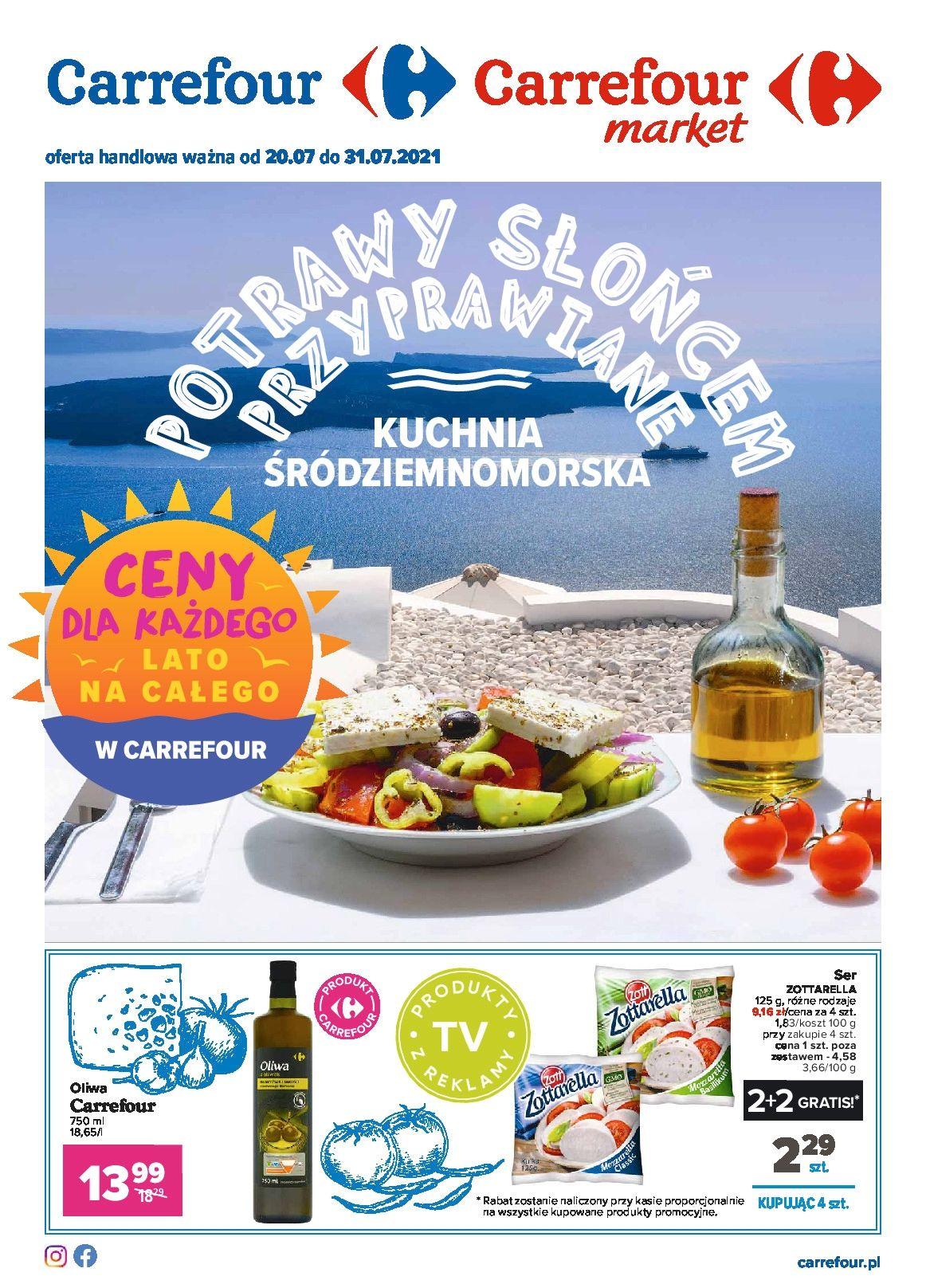 Gazetka Gazetka Kuchnia śródziemnomorska