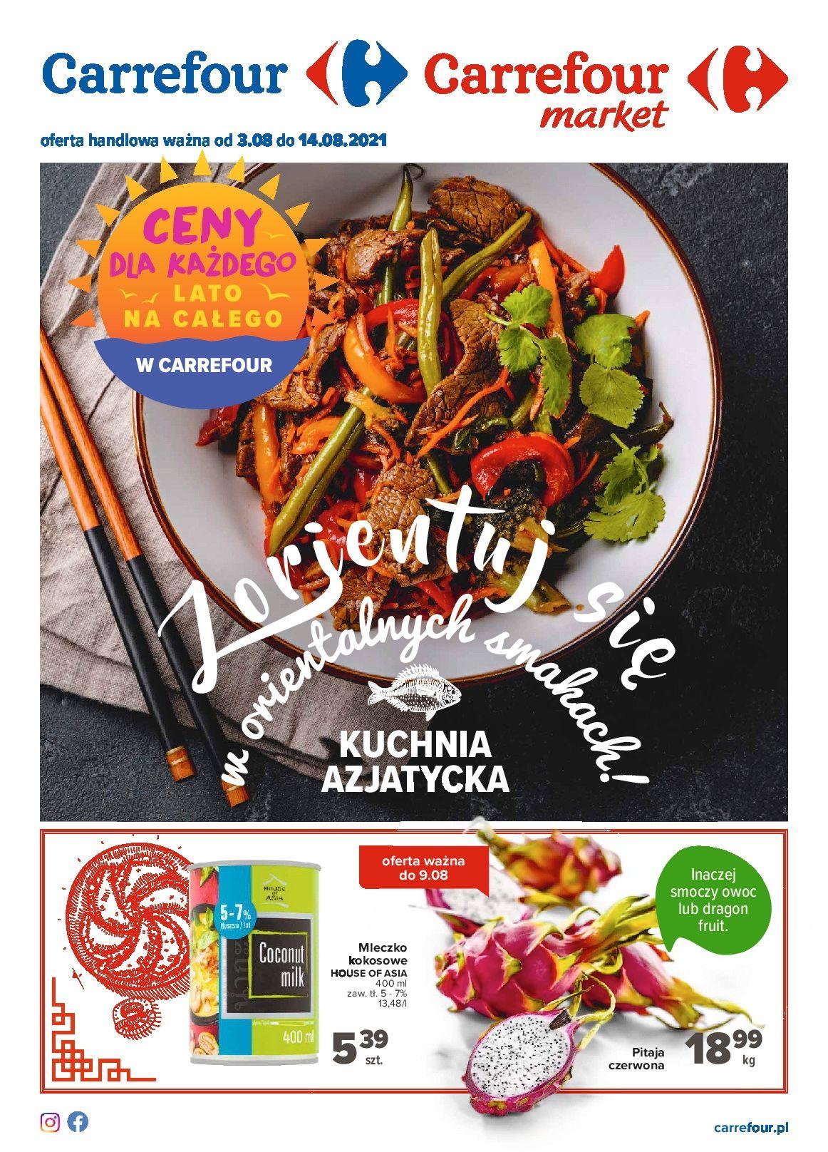 Gazetka Gazetka Kuchnia azjatycka