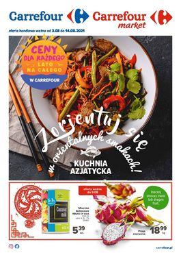 Gazetka Kuchnia azjatycka - od 2021-08-03 do 2021-08-14