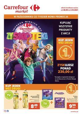 Gazetka Market Zyskoteka - od 2021-09-28 do 2021-10-02
