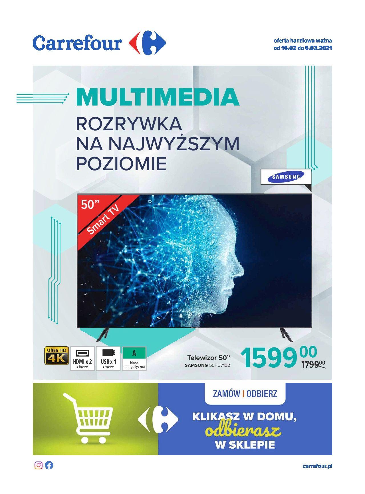 Gazetka Gazetka Multimedia