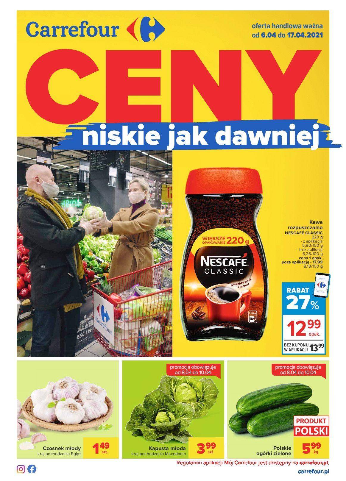 Gazetka Gazetka Carrefour