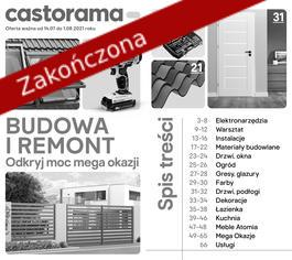 Gazetka Castorama - od 2021-07-14 do 2021-08-01