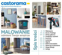 Gazetka Castorama - od 2021-05-31 do 2021-06-20