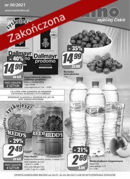Gazetka Dino - od 2021-07-28 do 2021-08-03