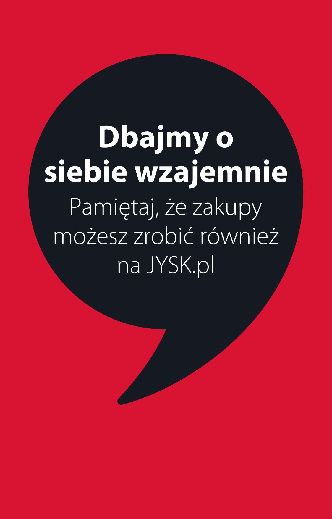 Gazetka Gazetka Jysk